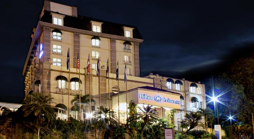 Best time to travel San Pedro Sula Hilton Princess San Pedro Sula