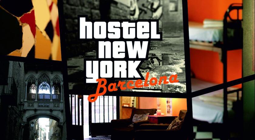 Hostel New York - Barcelona
