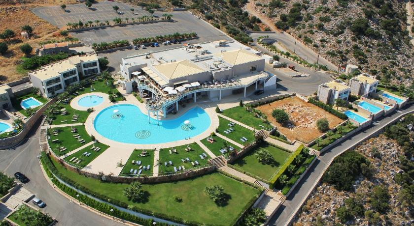 Best time to travel Greece Royal Heights Resort