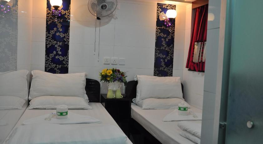 Best time to travel Hong Kong New Guangzhou Guest House