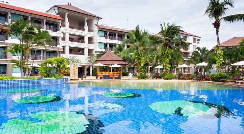 Alpina Phuket Nalina Resort Spa Ketkwan Road Phuket Kata Beach - Alpina phuket nalina resort and spa