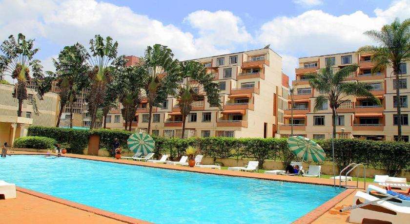 Best time to travel Nairobi Norfolk Towers Apartment