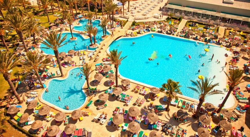 Best time to travel Tunisia Houda Golf Beach & Aquapark