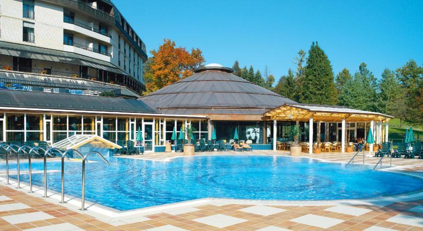 Best time to travel Slovenia Hotel Vitarium Superior - Terme Krka