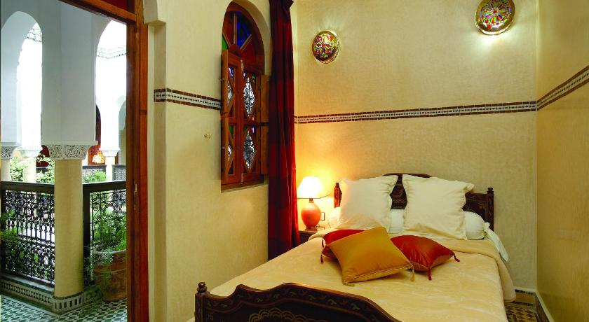 Standard Double Room Riad Bab Agnaou & Spa