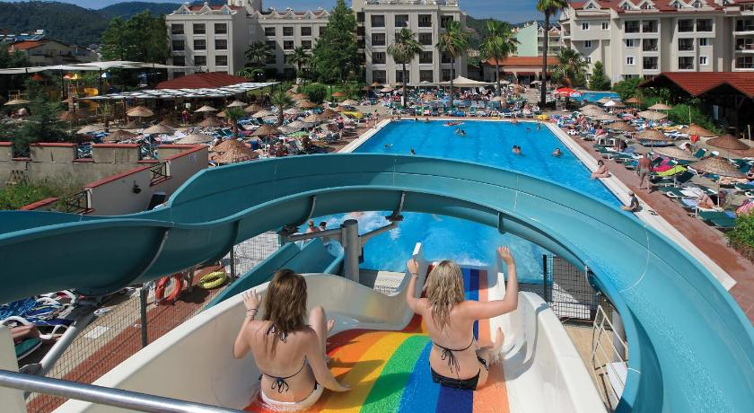Best time to travel Turkey Julian Club Hotel