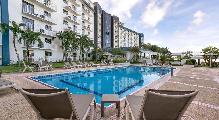 Best time to travel Guam Oceanview Hotel and Residences