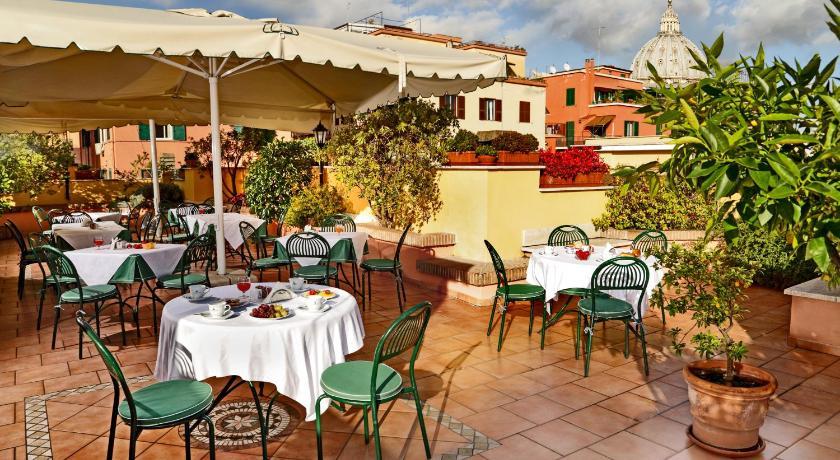 Best time to travel Rome Aurelia Residence San Pietro Aparthotel