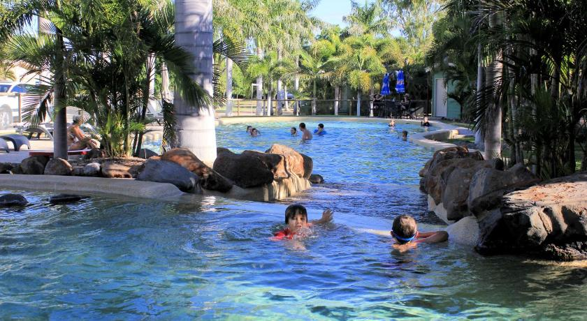 Big4 Aussie Outback Oasis Holiday Park