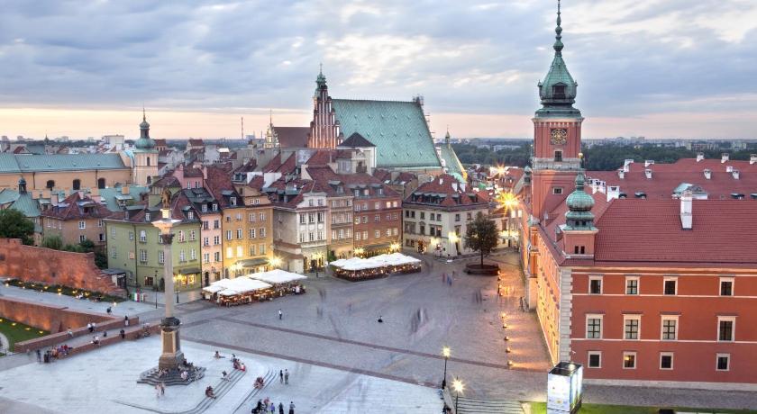 Julia S Apartments Warsaw Old Town Varsova Parhaat Tarjoukset