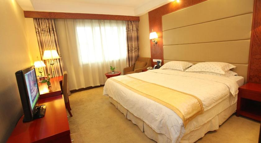 Special Offer - Superior Double Room Hangzhou Crown Hotel