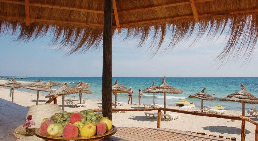Best time to travel Tunisia Hotel Byzance