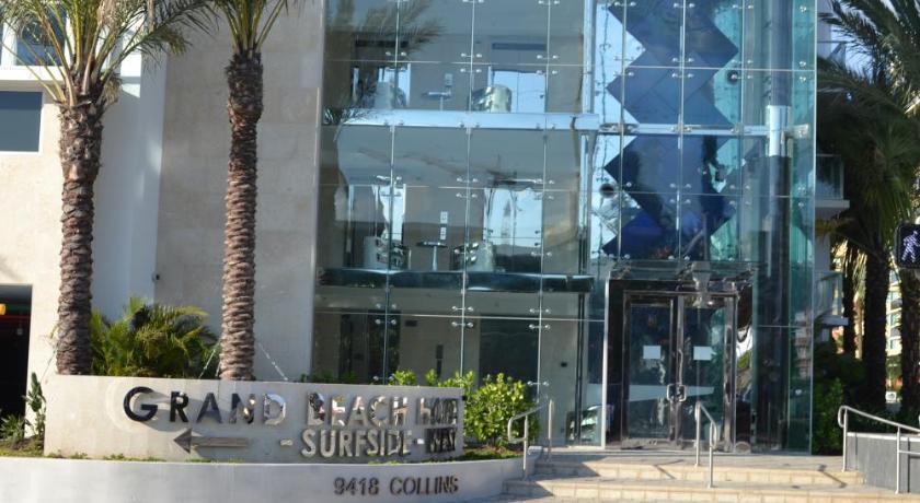 Grand Beach Hotel Surfside West 9418 Collins Avenue Miami Beach