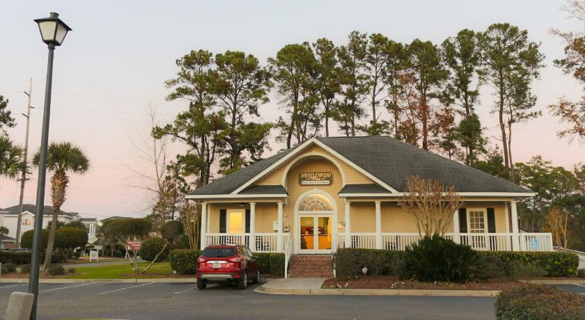 Best time to travel United States Myrtlewood Condos