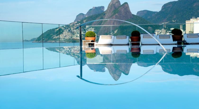 Best time to travel Rio de Janeiro Hotel Fasano Rio de Janeiro