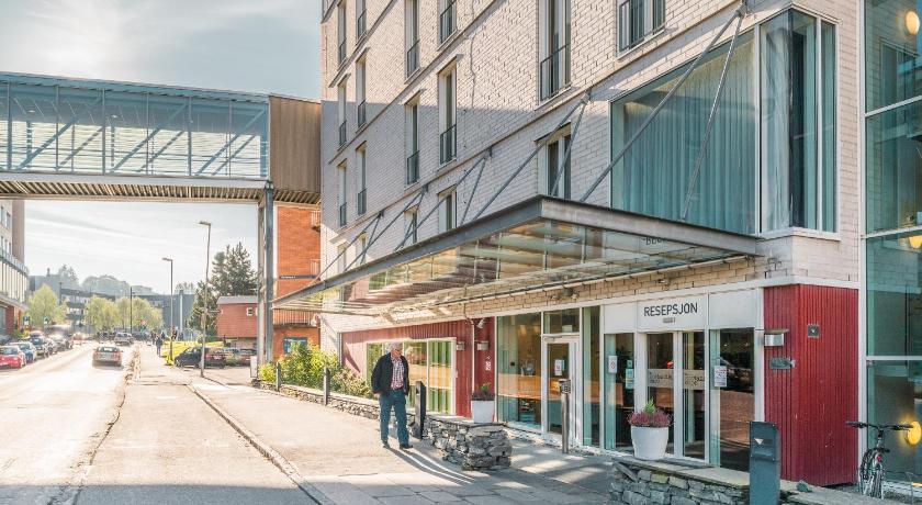 Best time to travel Trondheim Hotel St. Olav