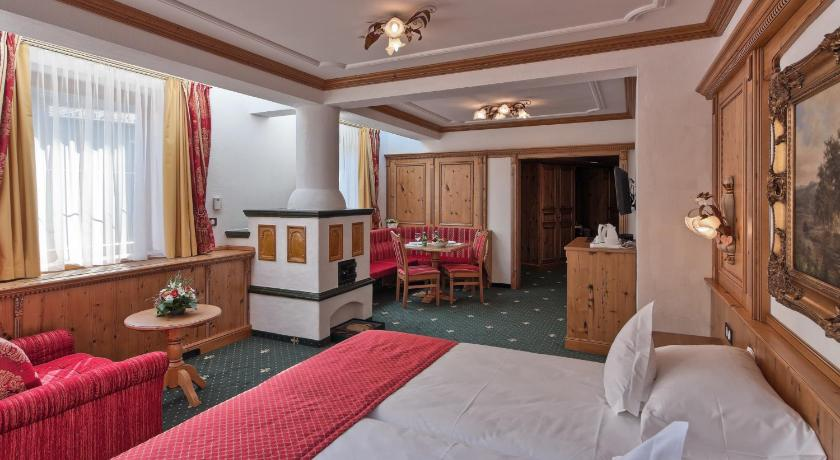 Superior Suite with Double Bed and a Sofa