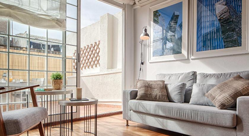 Habitat Apartments Cathedral - Barcelona