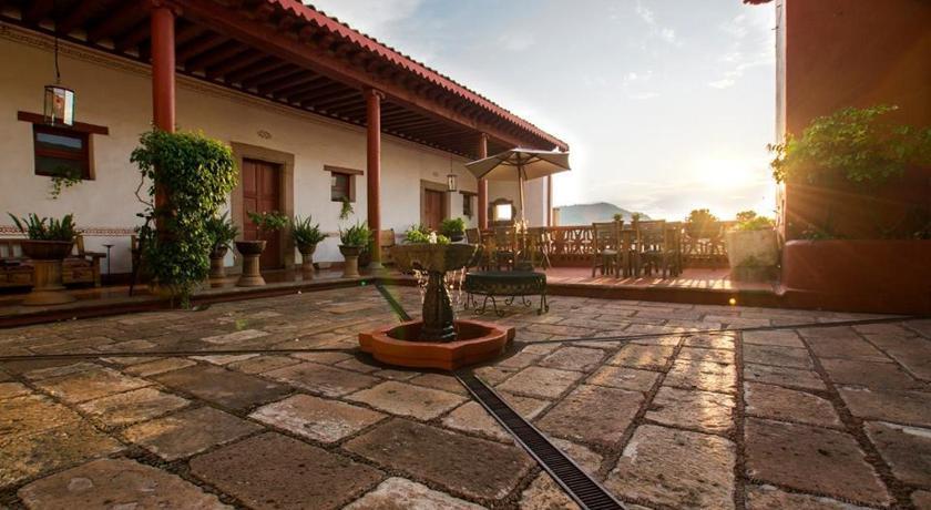 Best time to travel Mexico Hotel Boutique Posada La Basilica