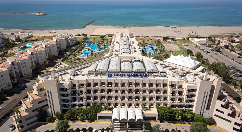 Best time to travel Almería AR Almerimar