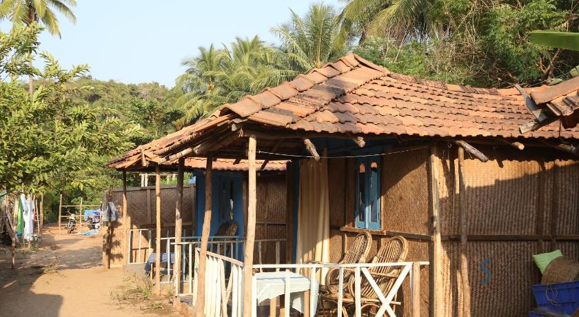 Agonda Banyan Tree Beach Hut