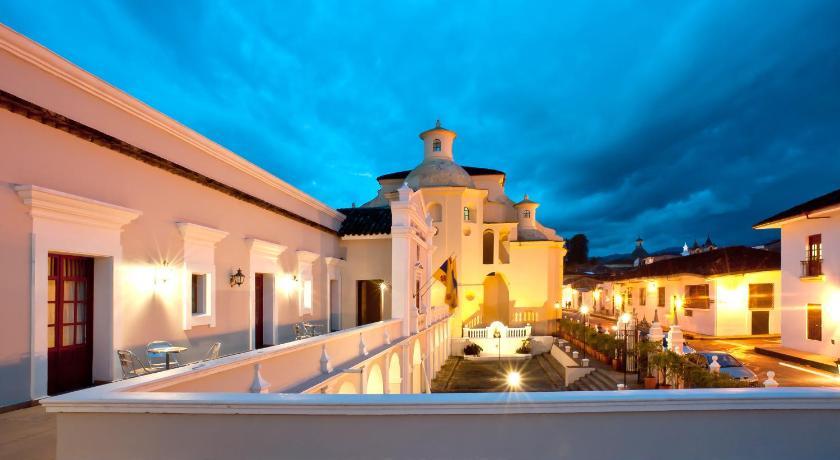 Best time to travel Popayán Hotel Dann Monasterio
