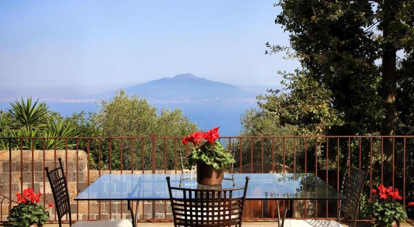 Villa Vesuvio Massa Lubrense Offerte Agoda