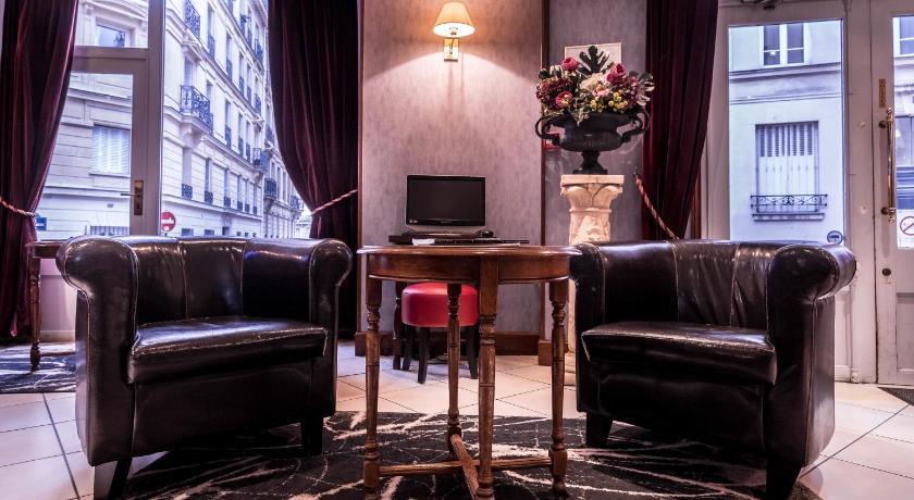 Best time to travel France Hotel De Senlis