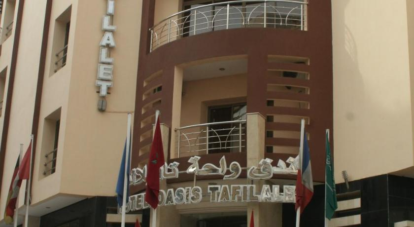 More about Hotel Oasis Tafilalet