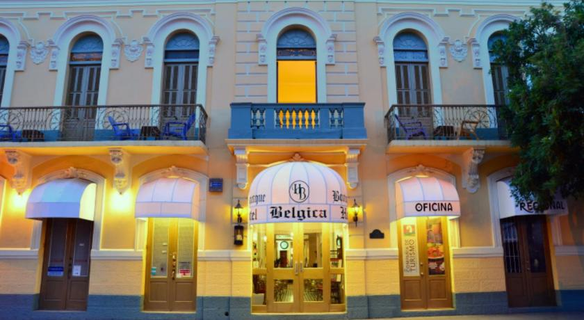 Best time to travel Ponce Boutique Hotel Belgica