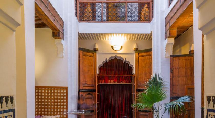 Best time to travel Morocco Riyad Al Atik