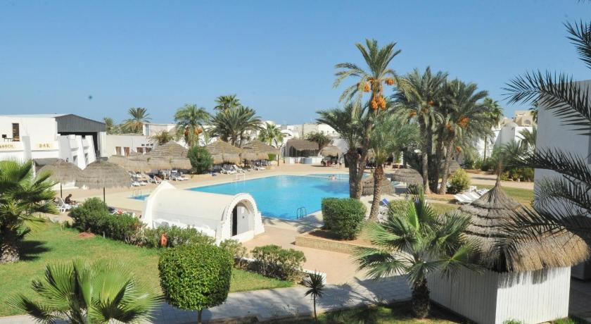 Best time to travel Midoun Cedriana - All Inclusive