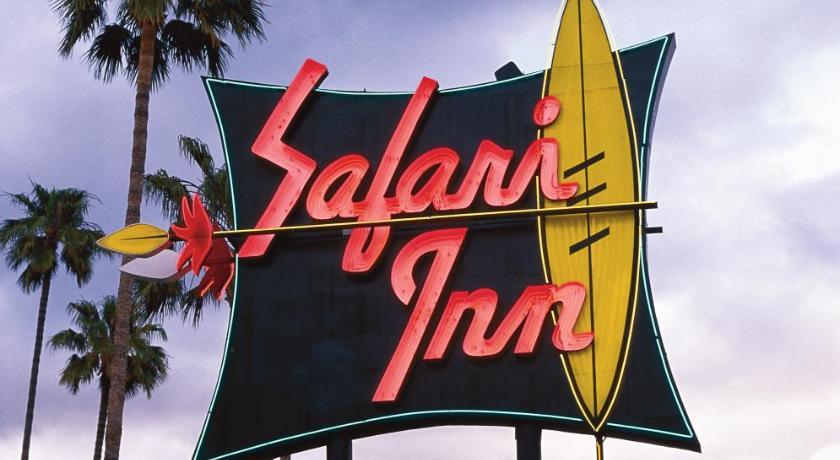 Best time to travel United States Safari Inn, a Coast Hotel