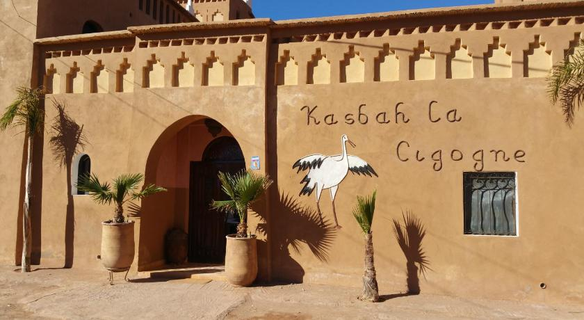 Best time to travel Morocco Kasbah La Cigogne