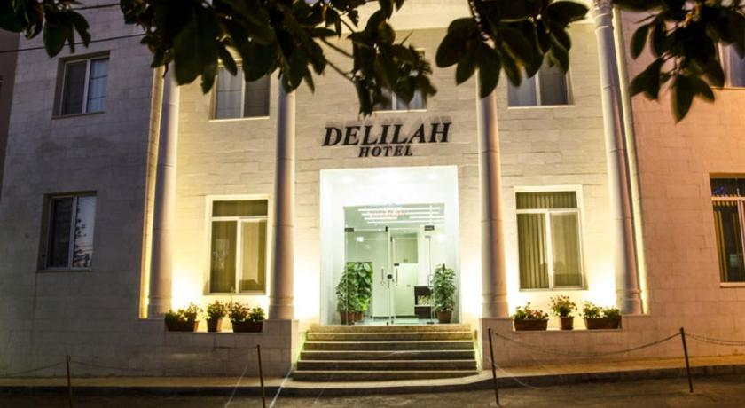 Best time to travel Jordan Delilah Hotel