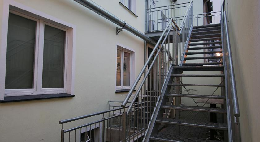 Hannover City Pension Ludwigstrasse 28 Hannover