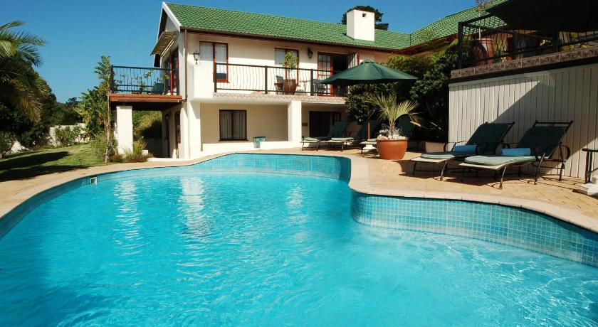 Best time to travel South Africa Knysna Country House