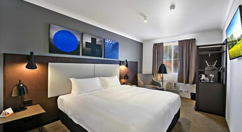 Best time to travel Australia Quality Hotel CKS Sydney Airport