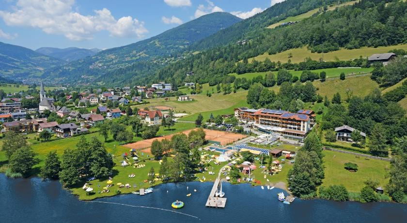 Familien-Sporthotel Brennseehof, Feld am See - agoda.com
