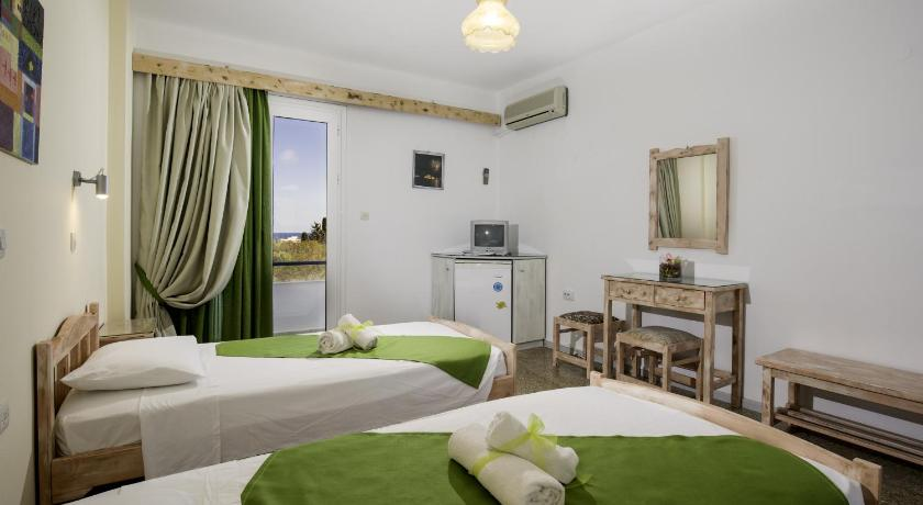 Best time to travel Greece Kalathos Sun Hotel