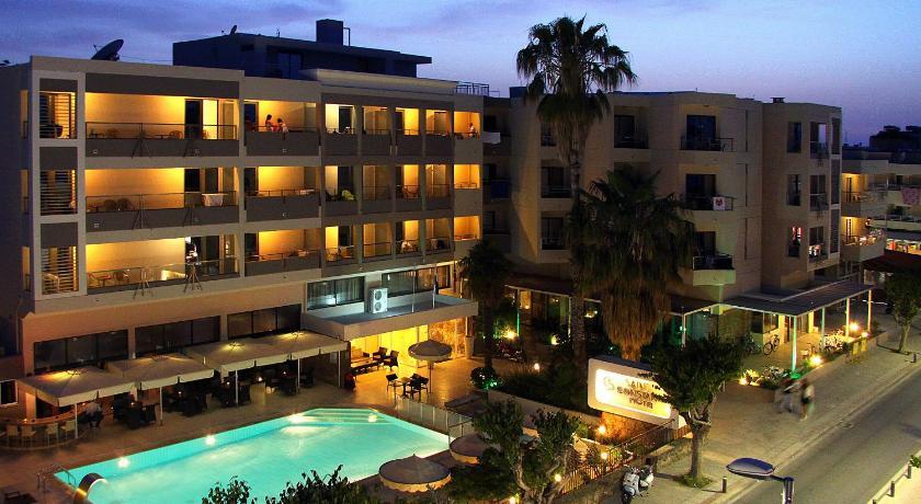 Best time to travel Kalymnos Saint Constantine Hotel