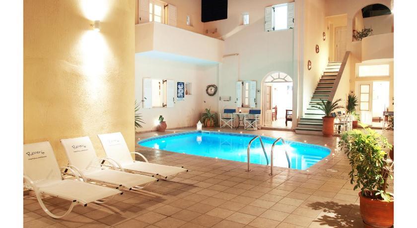 Best time to travel Amorgos Reverie Santorini Hotel