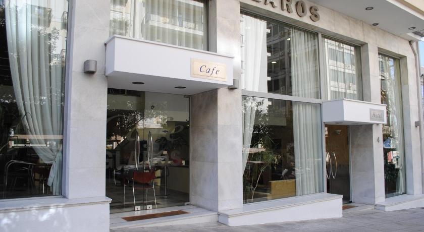 Best time to travel Nea Ionia Glaros Hotel
