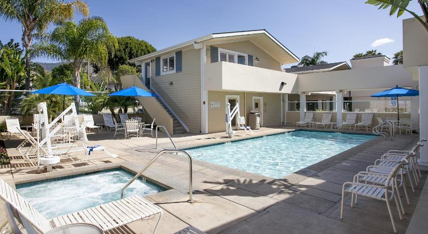 Best time to travel United States Sandpiper Lodge - Santa Barbara