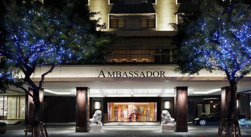Best time to travel Taipei Ambassador Hotel Taipei