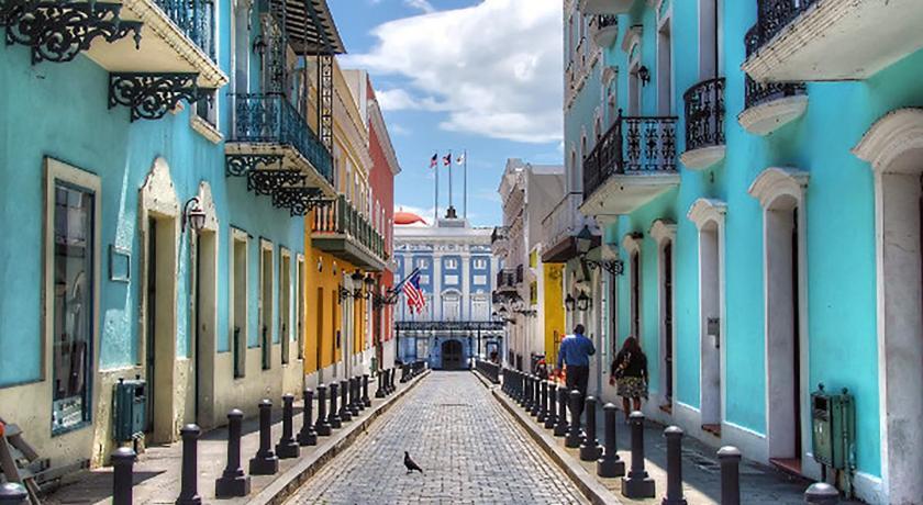 Best time to travel San Juan Hotel Plaza De Armas Old San Juan