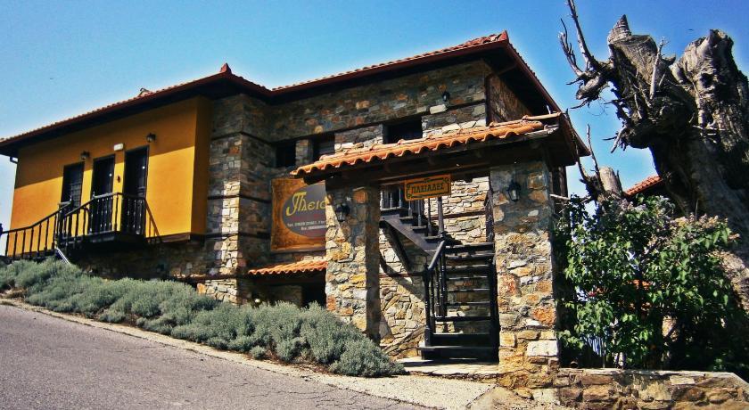Best time to travel Larissa Pliades Hotel