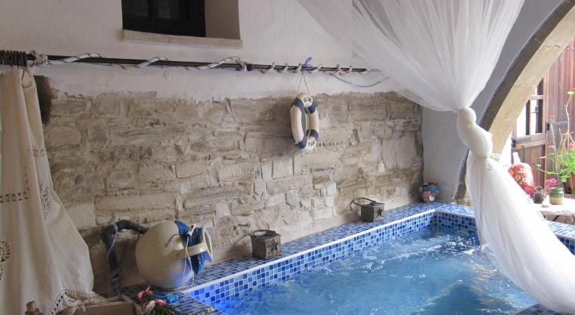 Best time to travel Cyprus Stratos ArtDeco House