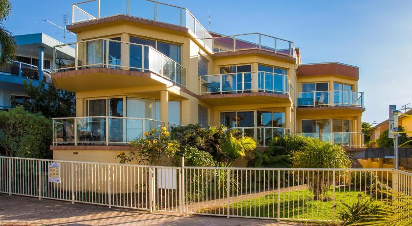 Baywatch Apartments Merimbula