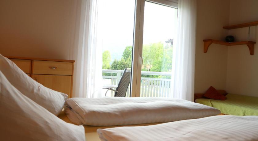Double Room with Balcony Gasthof Pension Popolari